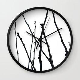 Birchie Wall Clock