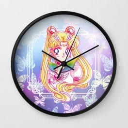 Eternal Sailor Moon New Version Wall Clock