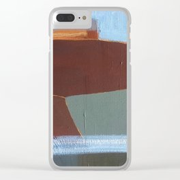 Working Harbour Clear iPhone Case