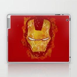 The Iron Mask Laptop & iPad Skin