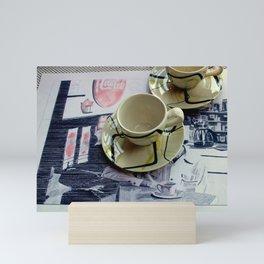 Hava Cuppa? Mini Art Print