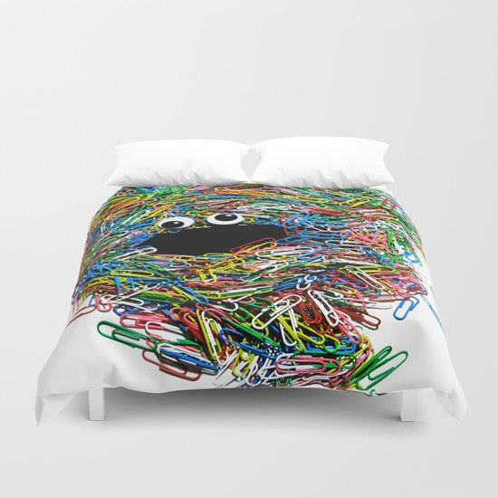 Clip Art: Behemoth! Duvet Cover