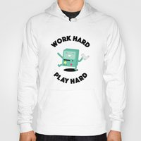 bmo Hoodies featuring BMO  by Milli-Jane