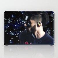 zayn iPad Cases featuring Zayn OTRA by Clara J Aira