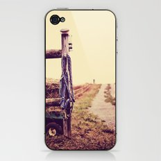 Road Country Farm iPhone & iPod Skin