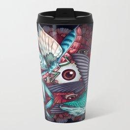 Swarm Metal Travel Mug