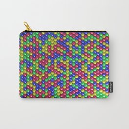 Pattern of coloreful spheres Carry-All Pouch