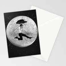 Black & White Collection -- Men Are From Mars Stationery Cards