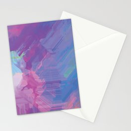 Glitchy 2 Stationery Cards