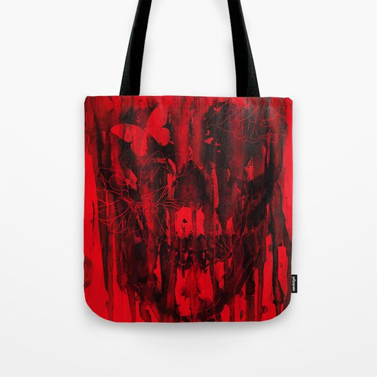 Birth of Oblivion Tote Bag