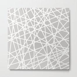 Lazer Dance Metal Print