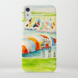 Camp Longhorn - The Blob iPhone Case