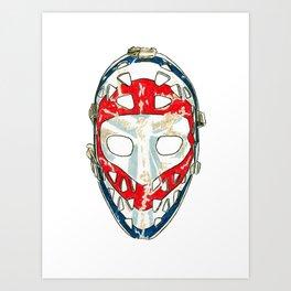 Dryden - Mask 2 Art Print