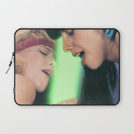 Spoiler Alert: The Force Is Strong - Vintage Collage Laptop Sleeve
