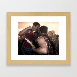 Punk Rawk Show Framed Art Print