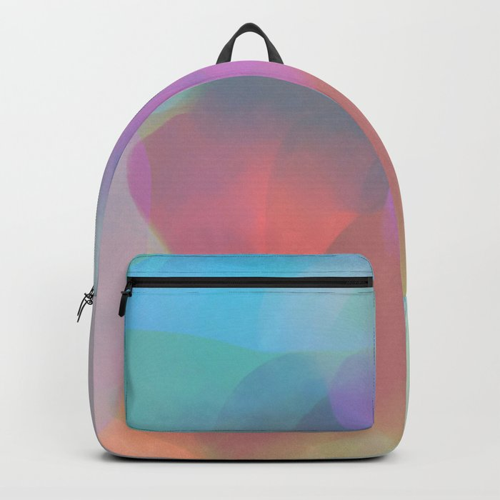 watercolor paint Backpack