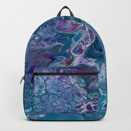 Turq Purple pour Backpack