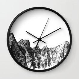 Alberta, CA Wall Clock