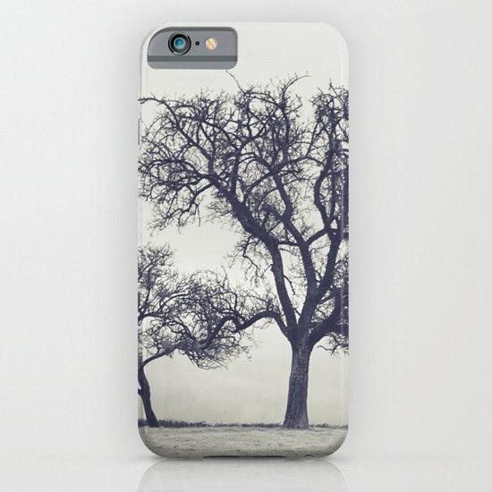 bleak trees... iPhone & iPod Case