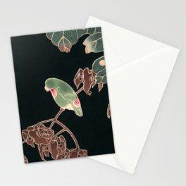 Parakeet by Ito Jakuchu, 1900 Stationery Cards