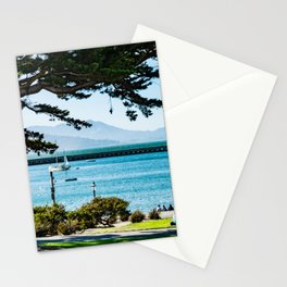 City by the Bay Stationery Cards