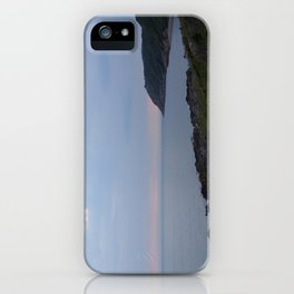 Molle bay view  iPhone Case