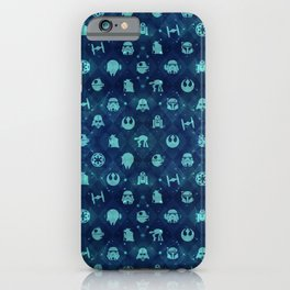 Galactic Pattern II iPhone Case