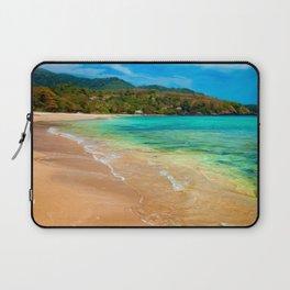 Paradise Beach Thailand Laptop Sleeve