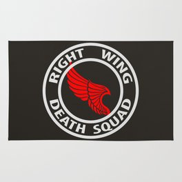 Right Wing Death Squad 5 Rug