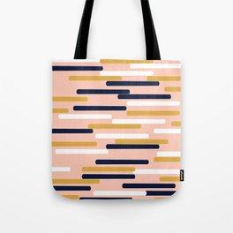 Britt - Modern pattern design perfect cell phone gift for trendy modern college dorm room decor Tote Bag