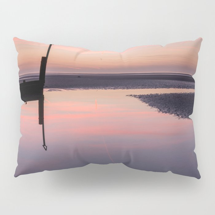 Spring Sunset Pillow Sham