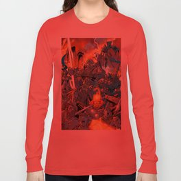 The Greek Gods by Roger Cruz Long Sleeve T-shirt