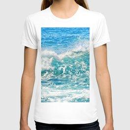 Kashmir Blue Sapphire T-shirt