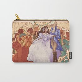 dancing at the ball Carry-All Pouch