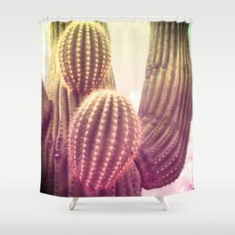 Don't Be So Prickly by Heidi Appel Shower Curtain