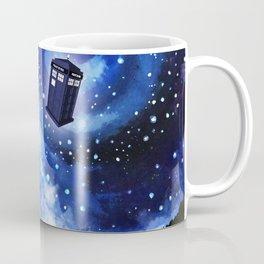 Tardis Dr. WHO Coffee Mug