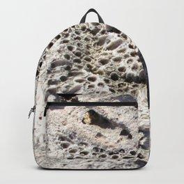 Watercolor Rock, Coral Fragments 01, Bonaire, Dutch West Indies Backpack