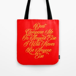 Quotes series 1 Tote Bag