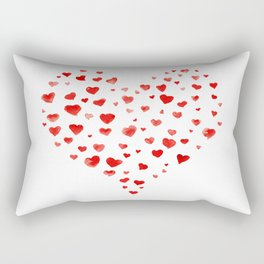 Be My Valentine! Rectangular Pillow