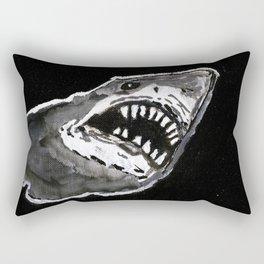 night shark Rectangular Pillow
