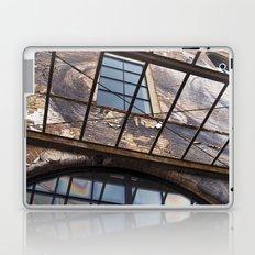 OLD FACTORY BUILDING Laptop & iPad Skin
