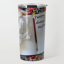 Painting Mistress Travel Mug