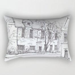 York Quadrangle Rectangular Pillow