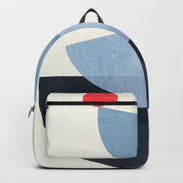 Minimal Abstract Shapes 20 Backpack