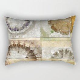 Coated Beauty Flower  ID:16165-092128-56061 Rectangular Pillow
