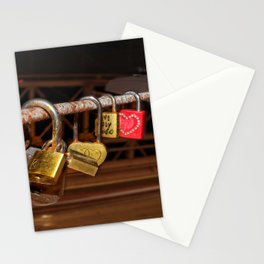 Rusted Love Stationery Cards