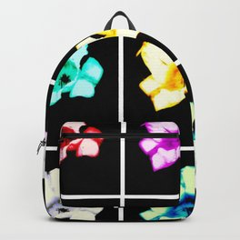 Tulips Collage Backpack