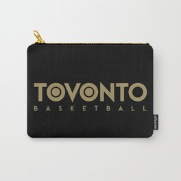 Toronto Basketball Carry-All Pouch