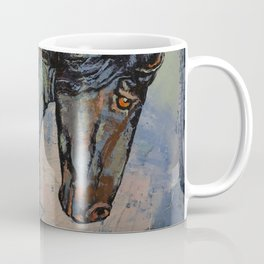 Friesian Stallion Coffee Mug