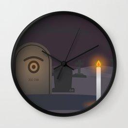 muerto[jo] Wall Clock